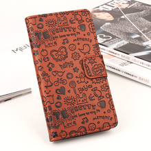 Cute Cartoon Magic Girl Case for PPTV King 7 7s Book Style Flip Cover Stand Leather Case Left Right Wallet Phone Bag for PP6000