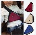 Cómodo Asiento de seguridad Infantil Cinturón Titular Triángulo de Coches Accesorios 3 Opción de Color Cinturones de seguridad Relleno