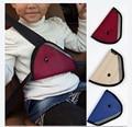 Confortável Assento de Carro Infantil Cinto Cintos de segurança Padding Triângulo Titular Acessórios Do Carro 3 Opção de Cor