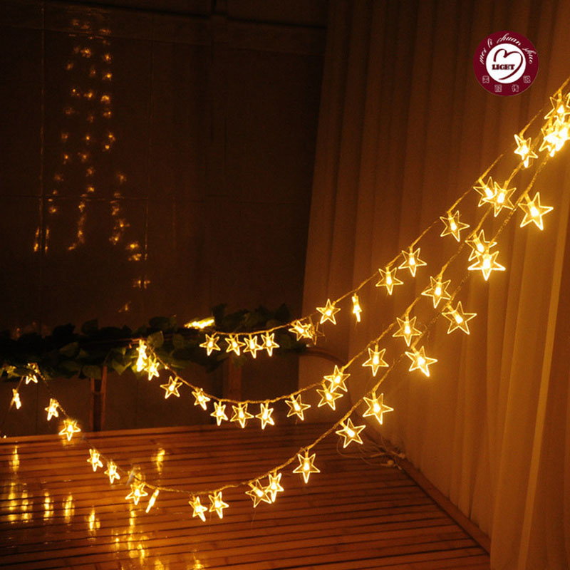 Led Strip Christmas Lights