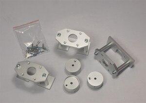 Image 3 - NEMA17 шаговый двигатель PROXXON MF70 монтажный комплект для DIY CNC преобразования 5 мм Размер отверстия
