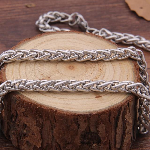 Stainless Steel Viking Pendant 2