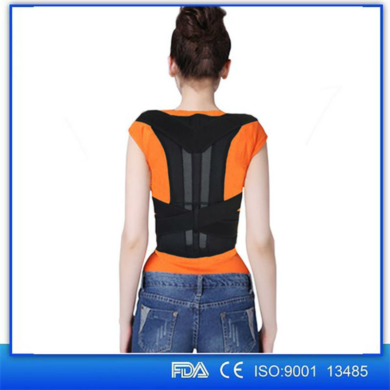 Posture Corrector Women Back Correction Orthosis Corset Back Brace Spine Support Orthopedic Back Shoulder Correction Belts B003
