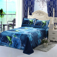 2016 3D king / super king size 4Pcs bedding sets luxury include Duvet Cover + Bed sheet + Pillowcase car-cover housse de couette