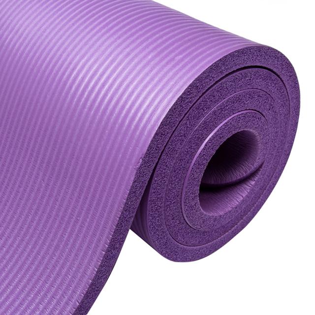 Colorful Nonslip Yoga Mat