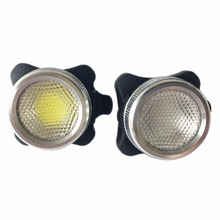 cycle zone USB Rechargeable Cycling Lights Bicycle Bike COB LED Head Front Rear Tail Clip Warning Light Lamp Bicycle accessories