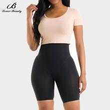 Lover-Beauty High Waist Compression Shapewear Women Underwear Seamless Body Shaper Slimming Tummy Control Boyshort Panties