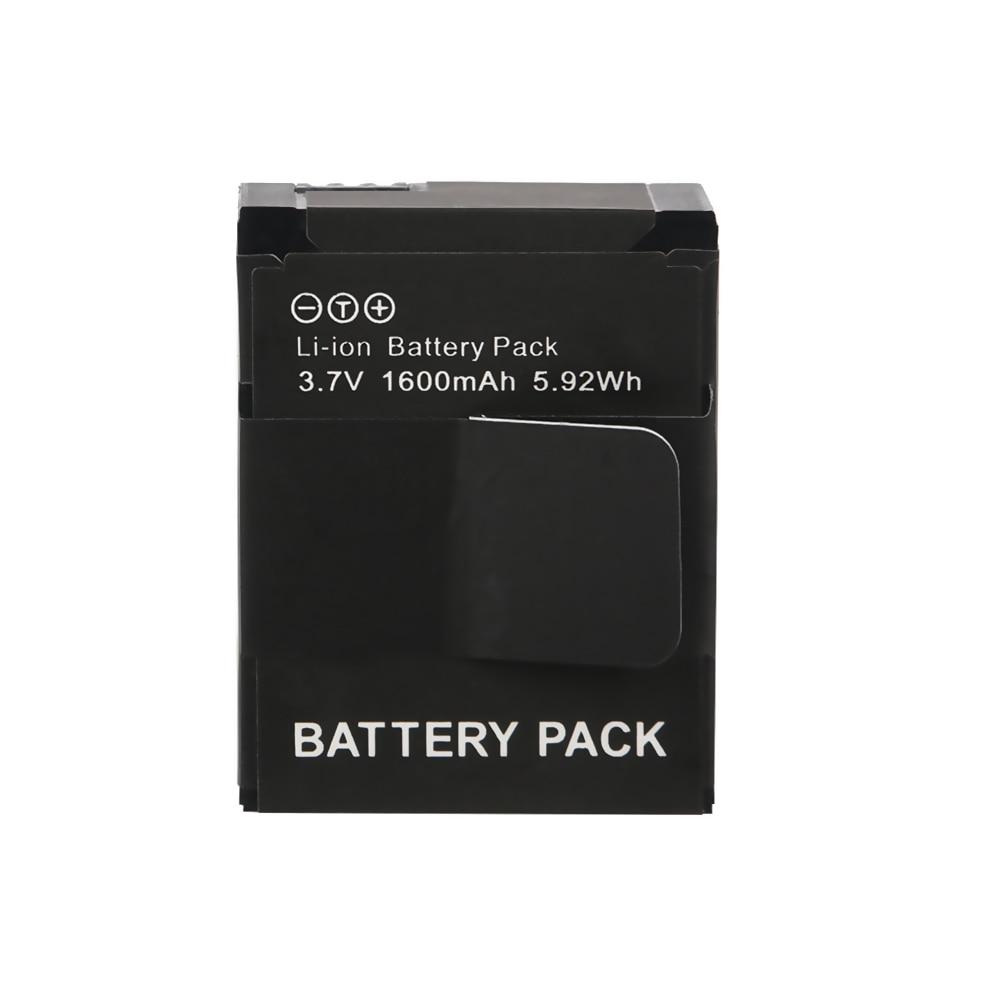 Digital Batterien Ohd Original 1600 Mah Ahdbt 301 Ahdbt-301 Ahdbt301 Kamera Batterie Für Gopro Hd Hero3/3 Farben Sind AuffäLlig