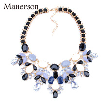Maxi Colar Shourouk Flor 4 Multicolor Collar Collares y Colgantes Accesorios De Las Mujeres Bijoux joyería