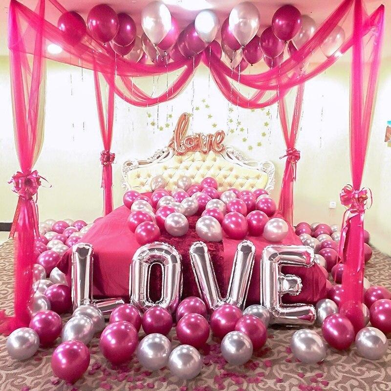 10 M * 48 CM Şeffaf Kristal Organze Kumaş Düğün Parti Dekorasyon - Tatiller ve Partiler Için - Fotoğraf 3