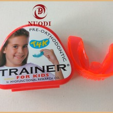 T4K предортодонтический тренажер для детей/MRC зубной тренажер для открытого укуса/T4K красный тренажер для глубокого укуса