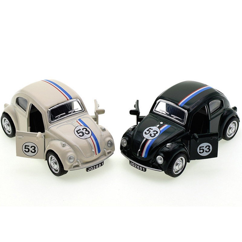 Herbie Volkswagen Beetle 53 Model Toy Car 2