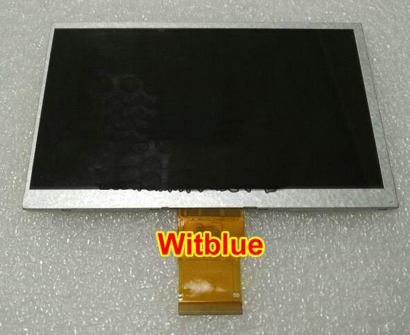 LCD Display Matrix Replacement For 7