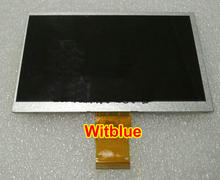 LCD Display Matrix Replacement For 7″ Roverpad sky S7 WIFI Tablet 1024*600 inner LCD Screen Panel Glass Module Free Shipping