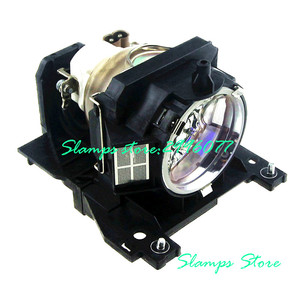 Image 2 - new DT00911 Projector Lamp for HITACHI HCP A10/CP WX401/WX410/MVP E35/XW410/CP X201/X206/X301/X306/X401/X450/X467/ED X31/X33