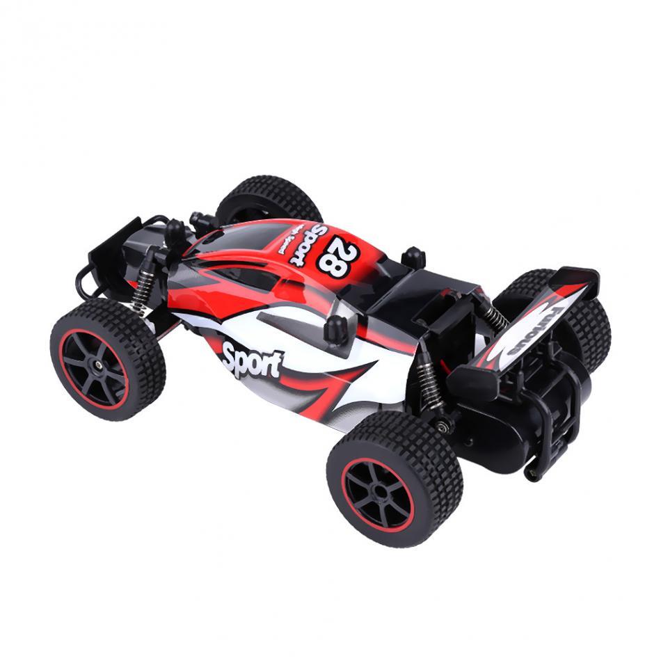 2 Warna 24 GHz RC 120 Mobil Drift Mainan Untuk Anak Laki Laki