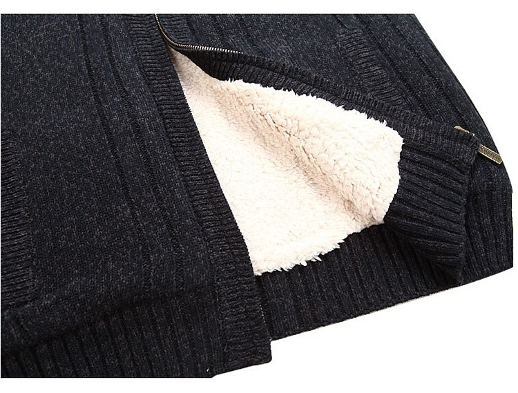 Aolambgs Sweater Men Autumn Winter Wool Thick Male Cardigan 2016 Fashion Brand Clothing Outwear Knitting Sweter Hombre M-3XL (16)