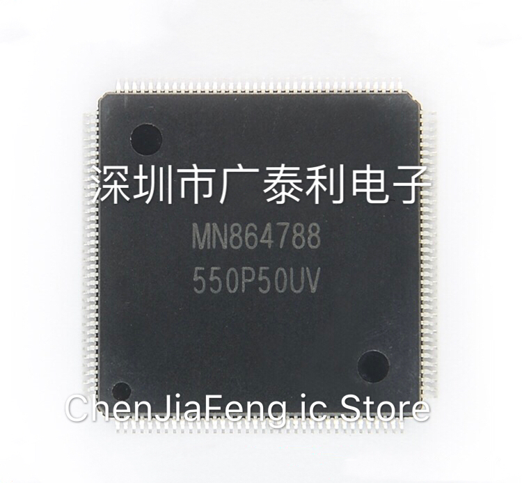 2PCS~5PCS/LOT New original  MN864788  QFP-144