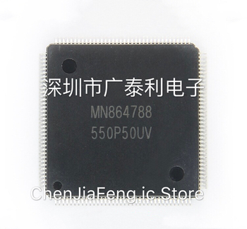 2PCS~5PCS/LOT New original  MN864788 QFP-144 - discount item  7% OFF Home Appliance Parts