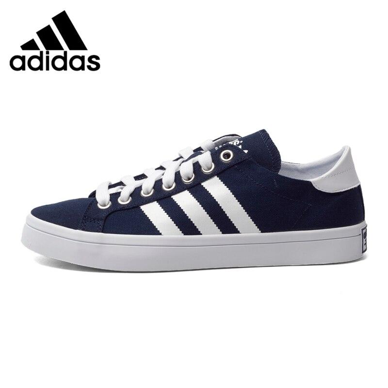 Prix pour Original Nouvelle Arrivée Cordon de Adidas Originals Hommes Planche À Roulettes Chaussures Sneakers