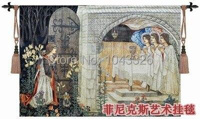 140 * 100cm Belgie nástěnné závěsy domácí dekorace - Bytový textil