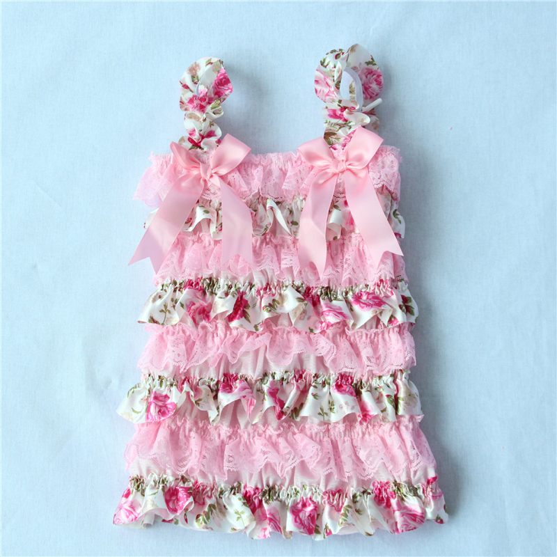 Bodysuits Cute Baby Rompers Girls Clothes Cotton Vest Bowknot Lace Belt Overalls Soft Solid Infant Jumpsuit