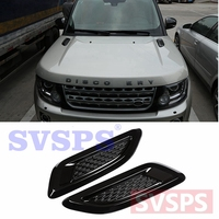 Tuning Grille Side Vents Auto Parts ABS air vents For Land Rover Discovery For Range Rover all year