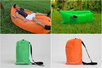 POCKETS HOLDING DESIGN Instant Air Bean Bag Outdoor Waterproof Beanbag Sofa Lounger