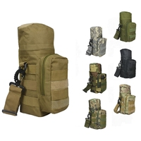 New Arrival Military Bag Outdoor Bags Molle Water Bottle Pack Military Pouch Bag Sport Bag Luggage