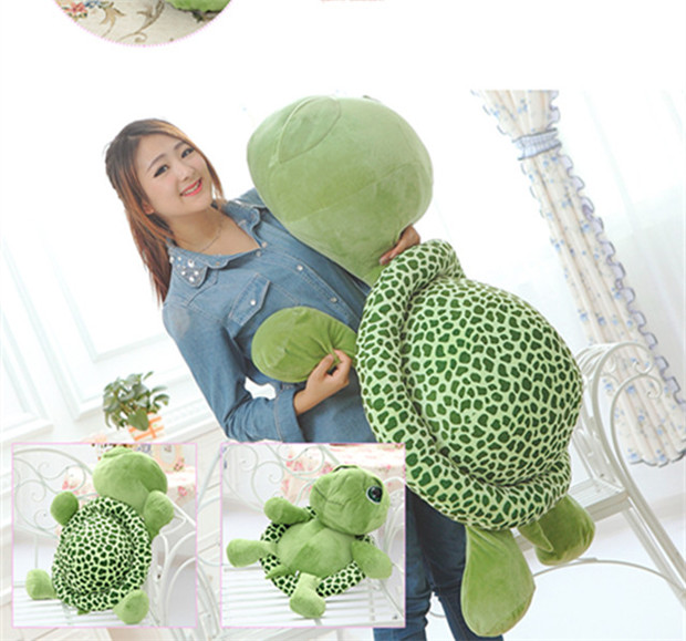 large 120cm cartoon big eyes tortoise plush toy, turtle hugging pillow toy, Christmas gift h770 2017 new arriving 40cm big eyes turtle plush toy turtle doll turtle kids as birthday christmas gift free shipping