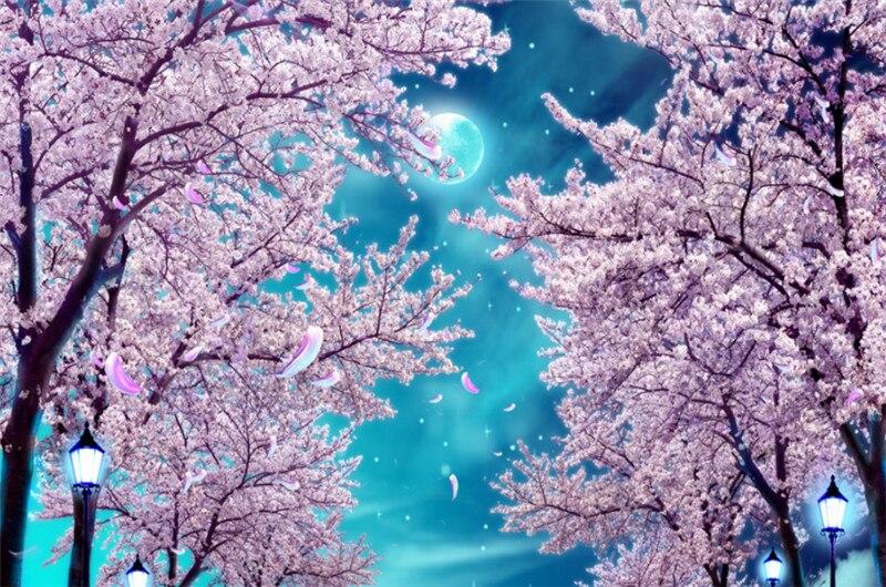 Unduh 6000 Wallpaper Bunga Sakura Biru HD Gratis