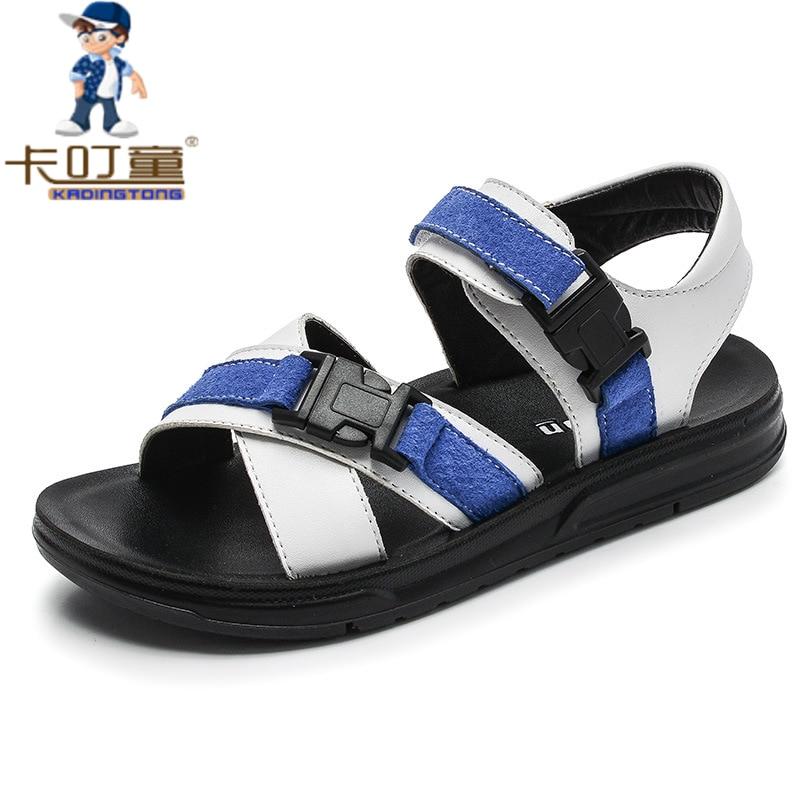 Kadingtong Verano Niños Zapatos para Niños Zapatos de playa ...