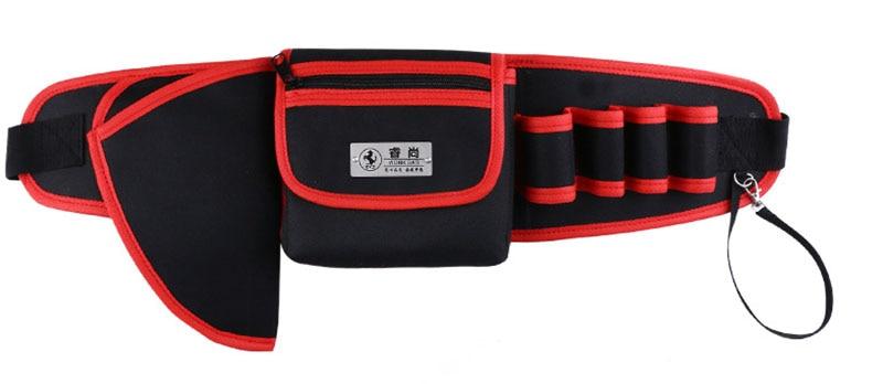 Cinturón multifuncional Mini bolso Herramienta de reparación eléctrica portátil para hombres Bolsos de cintura