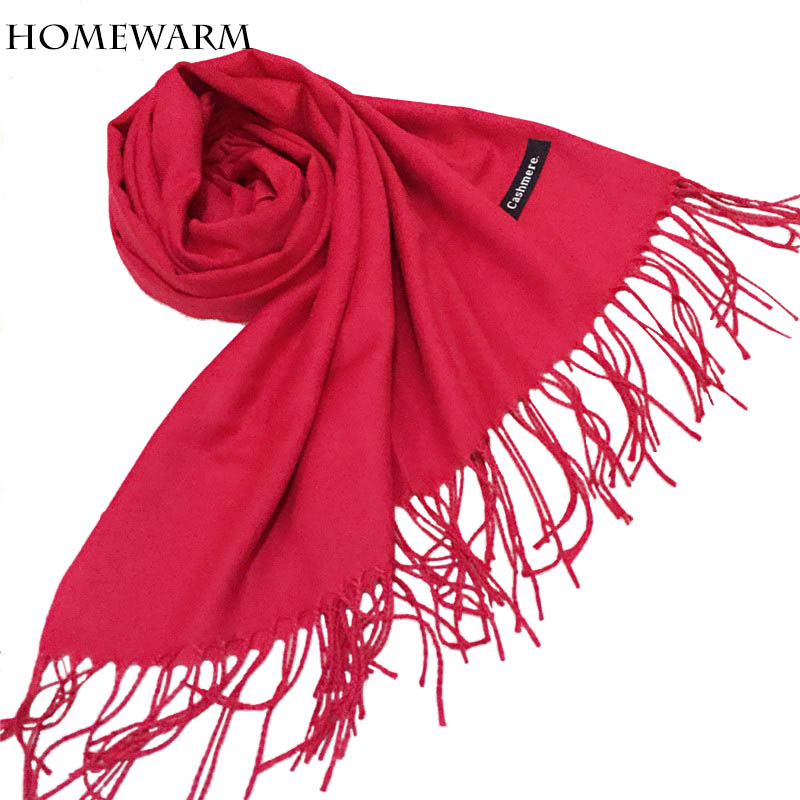 homewarm shawl Cashmere Scarf Women's Winter