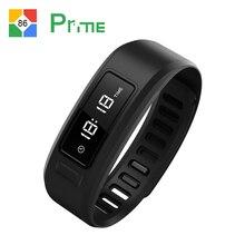 H6 Wasserdichte Intelligente Armband Schlafüberwachung Schrittzähler Smart Armband Bluetooth für iPhone Android Smartwatch
