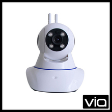 W11 Direct Factory Sales Burglar Alarm System IP Camera 720P Wifi Wireless Mini CCTV Camera Home Security Monitoring
