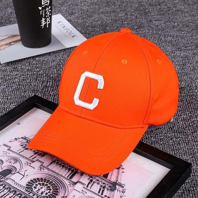 Canjoyn Spring Summer Alphabet Cap Casquette Dome Hat Baseball Cap Fishing  sport dad hat 2cf34234715d