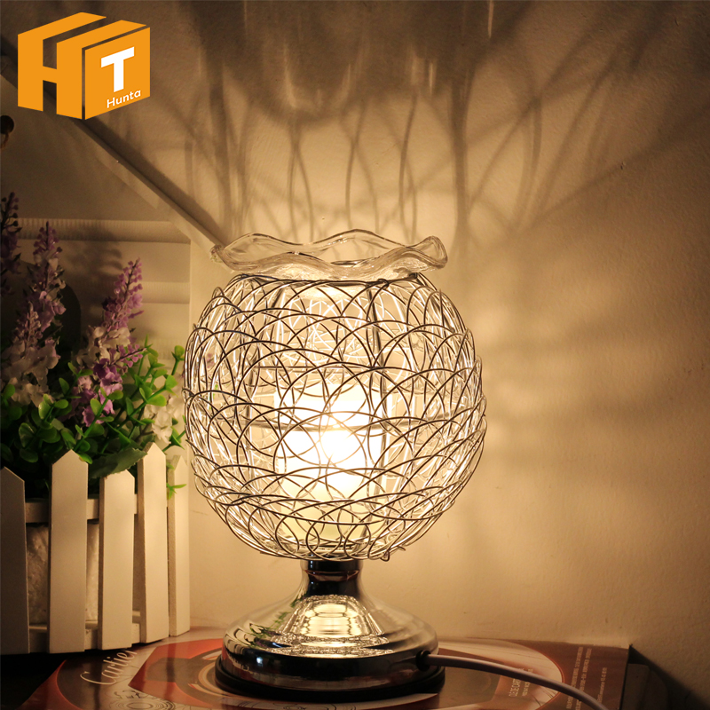Creative Aromatherapy Dimming Lamps Warm White Night Light
