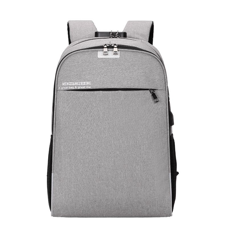 New 16 Inch Men Laptop Backpacks Multifunction USB Charge Computer Backpacks Fashion Male Anti-theft Backpack Women Bags