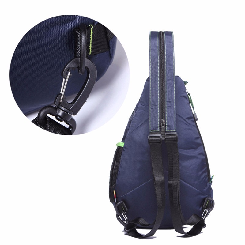 Climbing Bags Responsible Men 1000d Nylon Chest Back Day Pack Sling Rucksack Military Designer Travel Assault Shoulder Cross Body Waterproof Kettle Bags Easy To Use Sports & Entertainment
