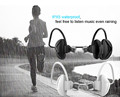 Auriculares Bluetooth auriculares Estéreo NFC Auricular bluetooth Manos Libres MP3 Reproductor Multimedia de Voz Recordatorio Sweatproof bluetooth auricular