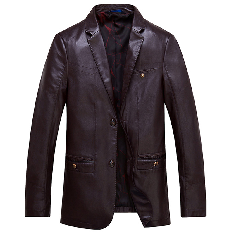 Brand designer spring leather jackets for men mens Designer clothing for men online sales