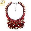 2015 New Arrival Women Statement Necklace And Earrings For Costume Accessories Fashion Jewelry Sets Bohemia Charm Style Design
