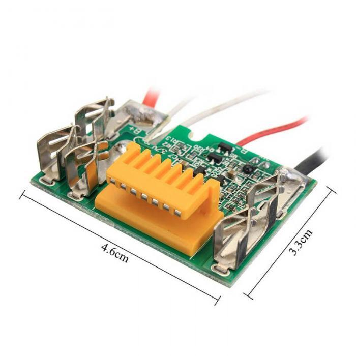 Substituição da placa do pwb da microplaqueta