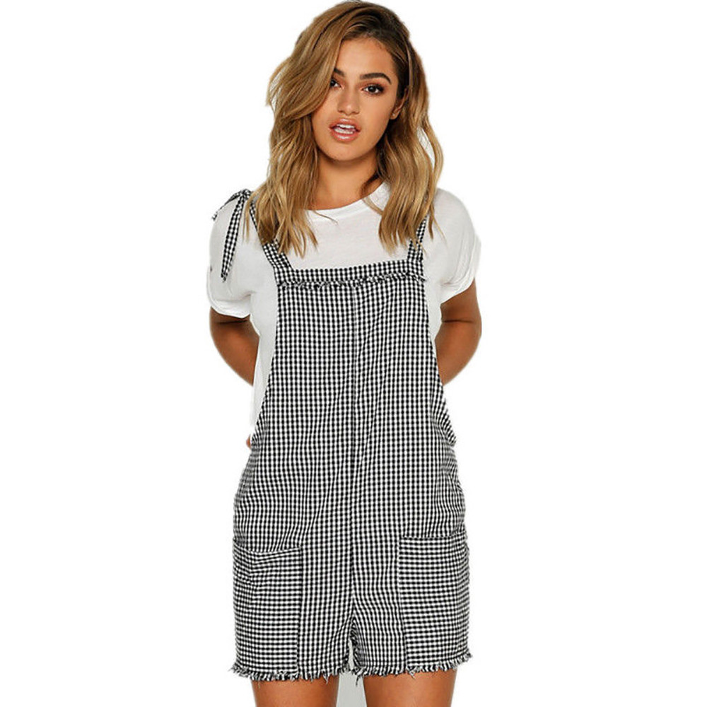Women Straps   Jumpsuits   Overalls Shorts Pants Romper Trousers Playsuits 30