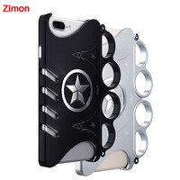 Simon Case For Apple Iphone 6 7 8 Plus Brand Zimon Thor Series Shockproof Aviation Aluminum