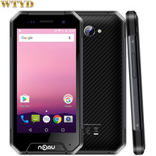 "NOMU S30 mini Triple Proofing Phone RAM 3GB+ROM 32GB IP68 Waterproof 4.7"" Android 7.0 MTK6737T Quad Core up to 1.5GHz 4G NFC"