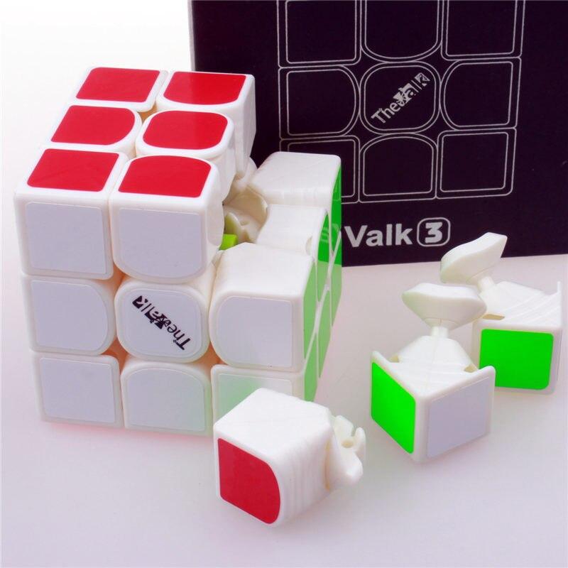 Image 4 - Qiyi el valk3 power m speed cube 3x3x3 magnético stickerless profesional cubo mágico juguetes para niños valk 3 m rompecabezas cubo magnéticoprofessional toyscubo magicocube 3x3x3 -