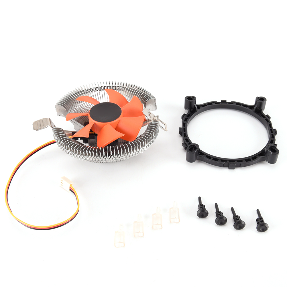 CPU Cooler Radiator Cooling Heatsink For Intel LGA 775 Fans Cooling Rotation CPU Cooling Heatsink High Speed 747608 001 for cpu dimension cooler cooling proliant dl380 dl380p heatsink used condition