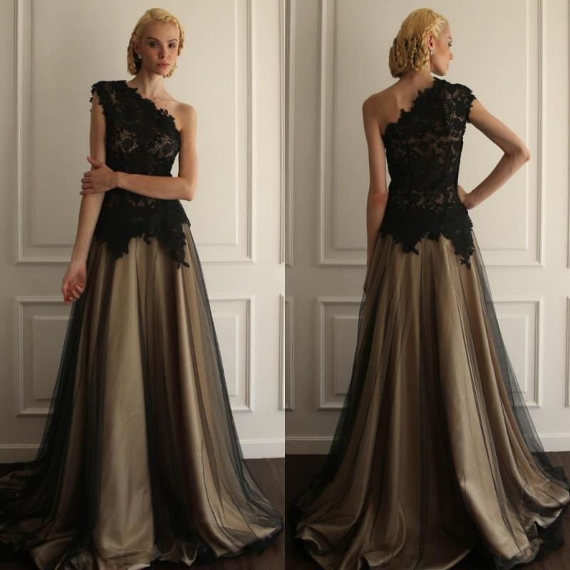 Old style prom dress